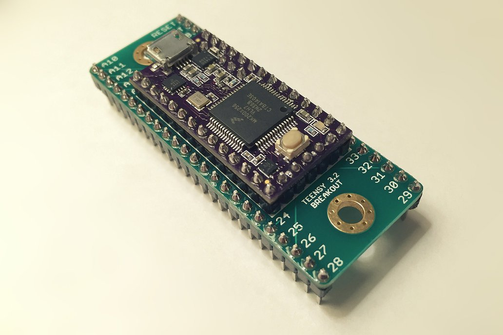 Teensy 3.2 Breakout (Revision A) 1