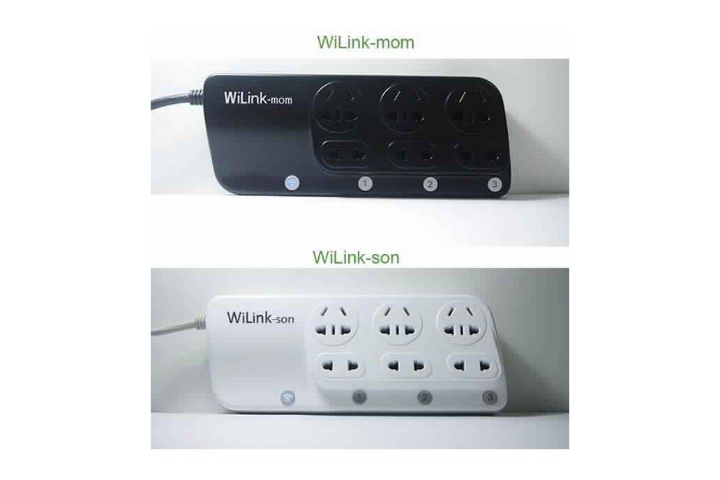 Wilink Intelligent Socket Smart Wireless Control 1