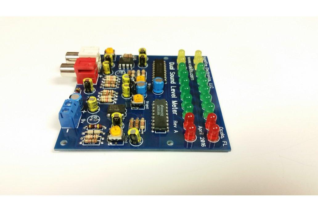 Sound Level Meter Kit - 2-Channel 3