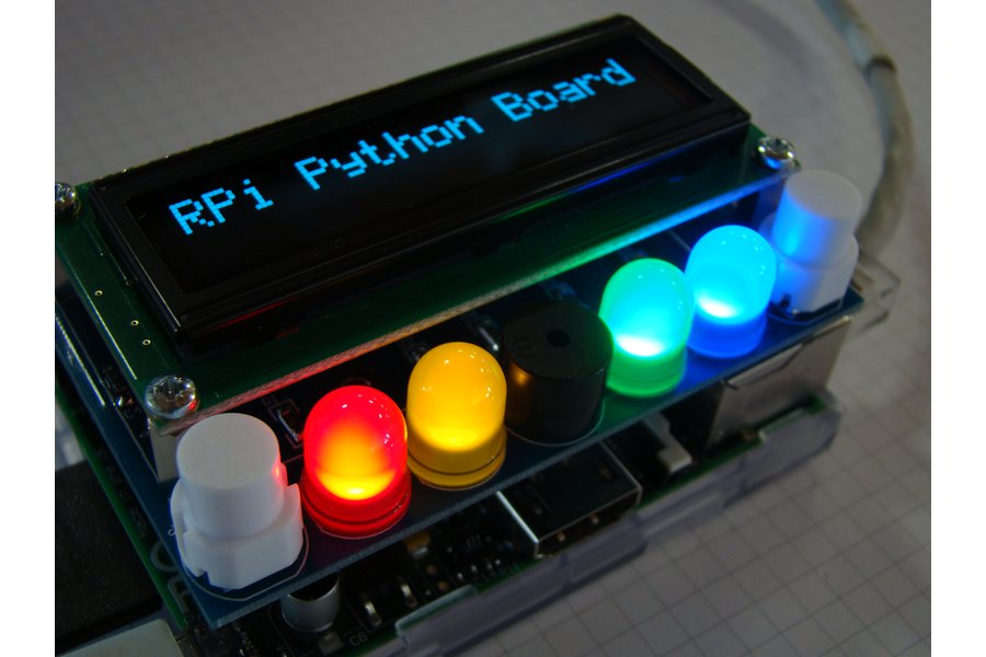 RPi Board to learn Python