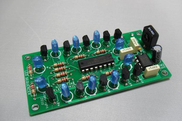 LED Sequencer/Chaser Kit (#1478)