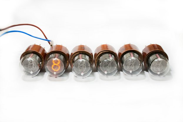 Set of 6 pcs IN-1 Rare USSR NEW Nixie Tube