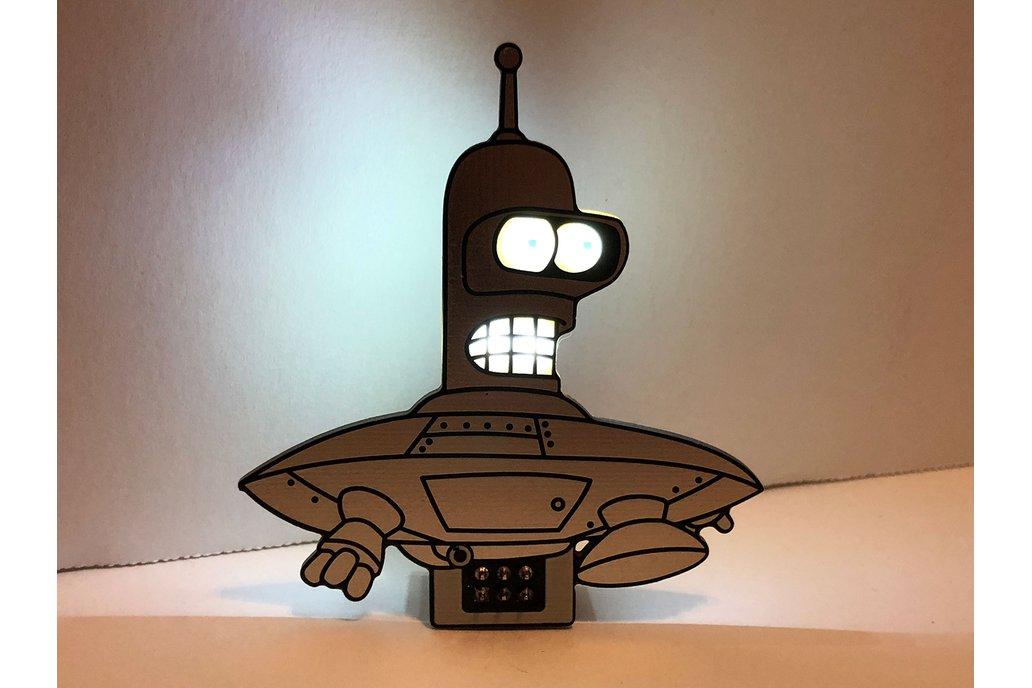 """TwinkleTwinkie's """"I'm 40% UFO!"""" Badge SAO 1"""