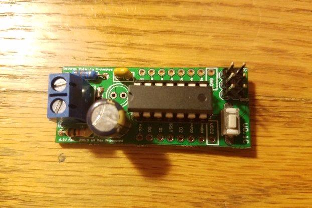 ArduinoTiny 84 kit