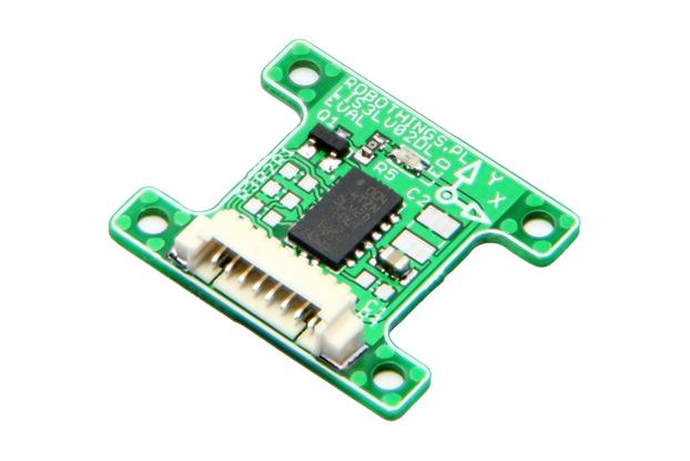 3Axis MEMS Accelerometer EVAL BOARD - LIS3LV02DL