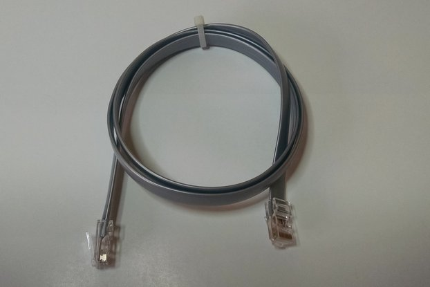 10p10c Input/Output Cable