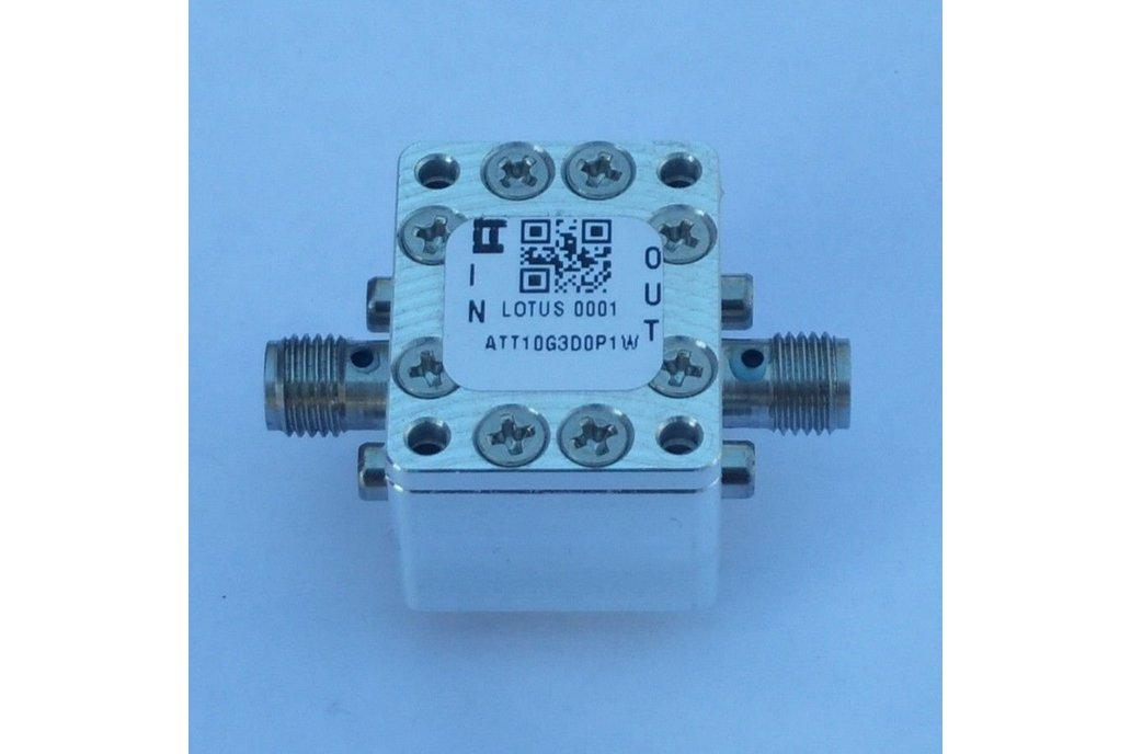 Attenuator 3dB 100mW (0~10 GHz) 1