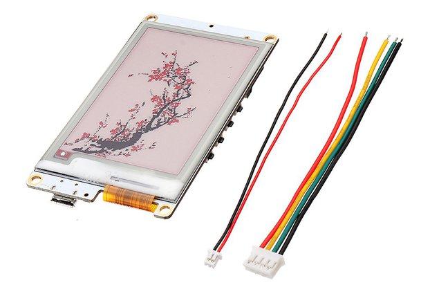 Inch EPaper Plus Module For Alexa I2S DAC MAX98357