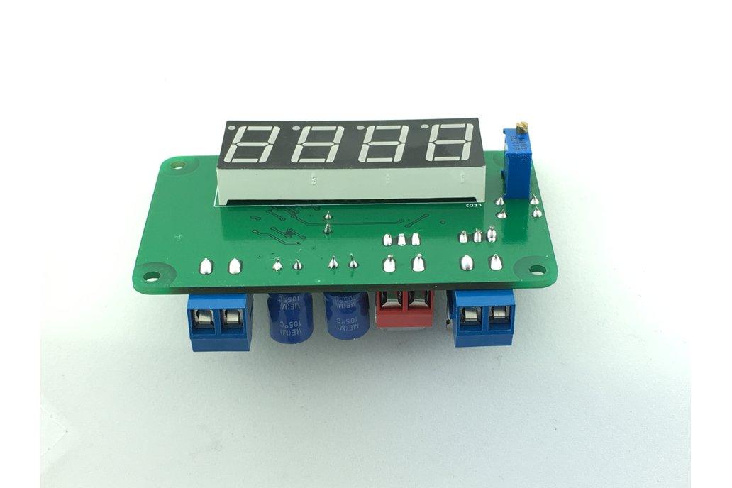 Seven-Segment Thermocouple Extruder Controller 5