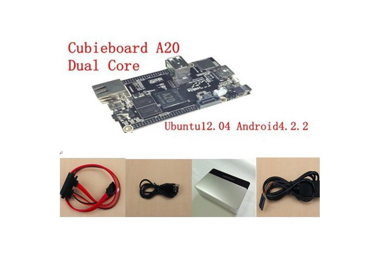 Dual Core Cubieboard (A20)