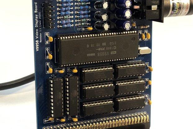 V9958 Video Board for rosco_m68k