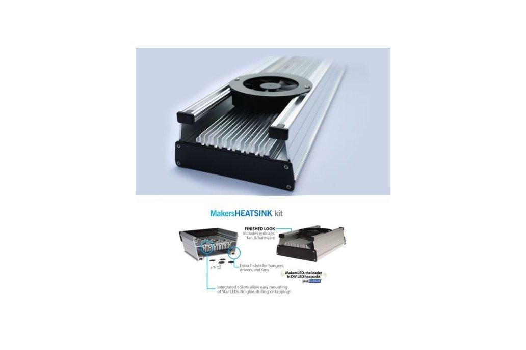 MakersLED Heatsink kit 1