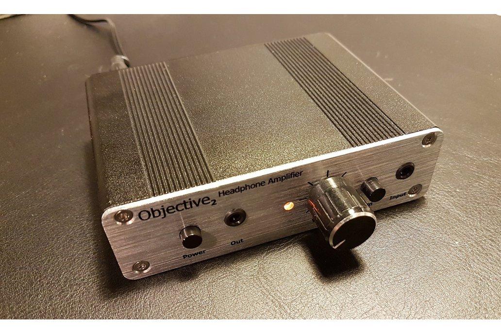 NwAvGuy Objective2 Headphone Amp 1