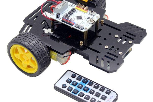 Arduino Basic Robot Starter Kit
