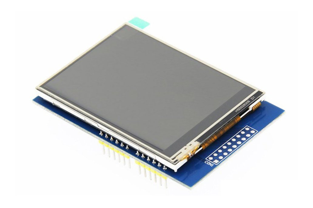 """2.8"""" TFT LCD Color Touch Screen Module For Arduino 1"""
