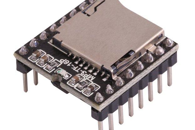 3PCS MP3 Player Development Module_GY19556