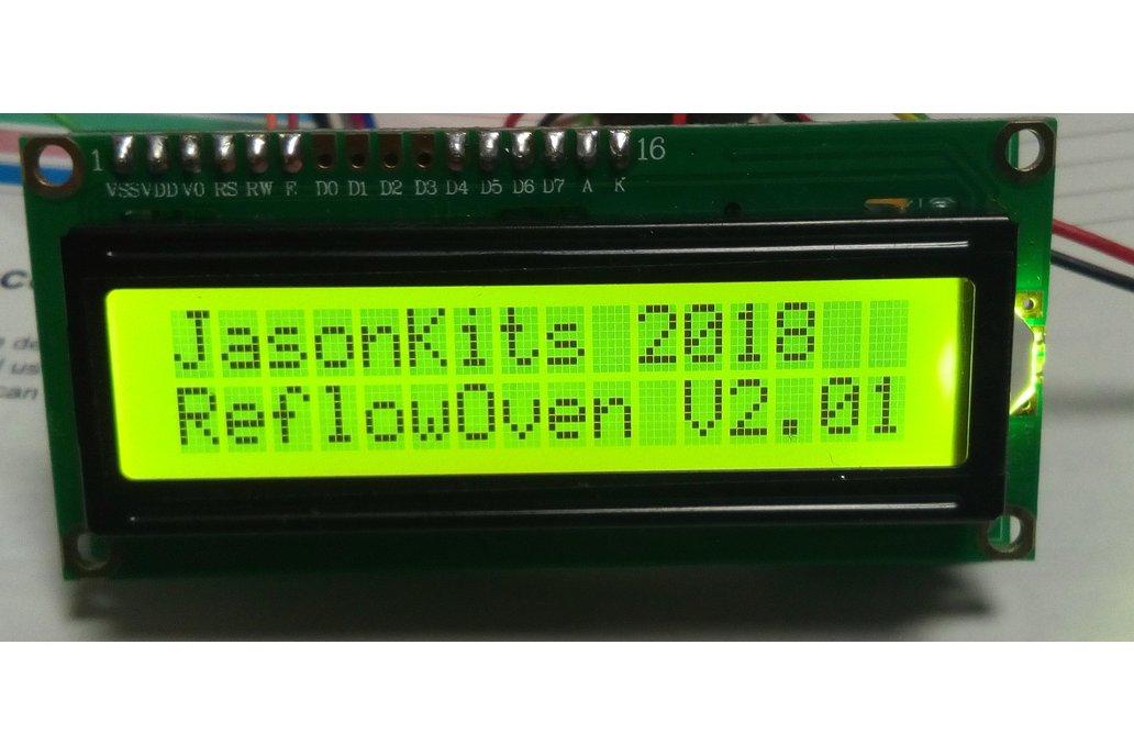 Reflow Oven Controller Universal Board Ver 2.01 1