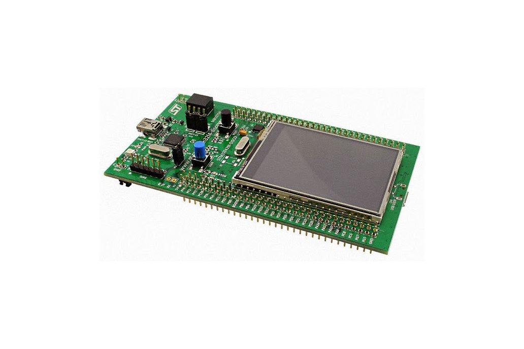 STMicroelectronics STM32F429I-DISCO dev board 2