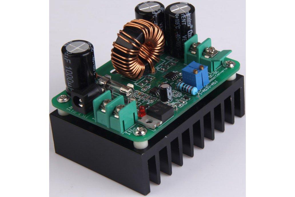 POWER SUPPLY  10-60V to 12-80V or Power LED driver 1
