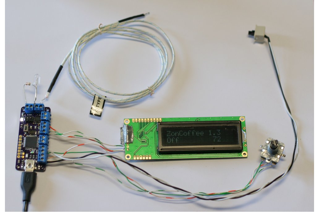 ZonCoffee Open-Source PID Controller 3