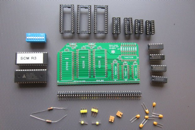 #42 Memory Module 64K (repair or upgrade kit)