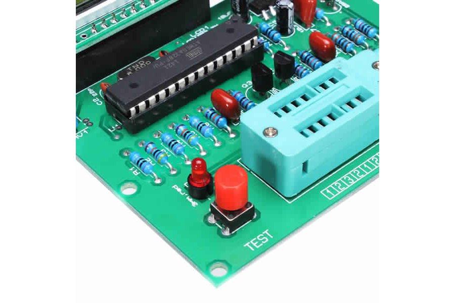 LCD Backlight Digital Transistor Tester