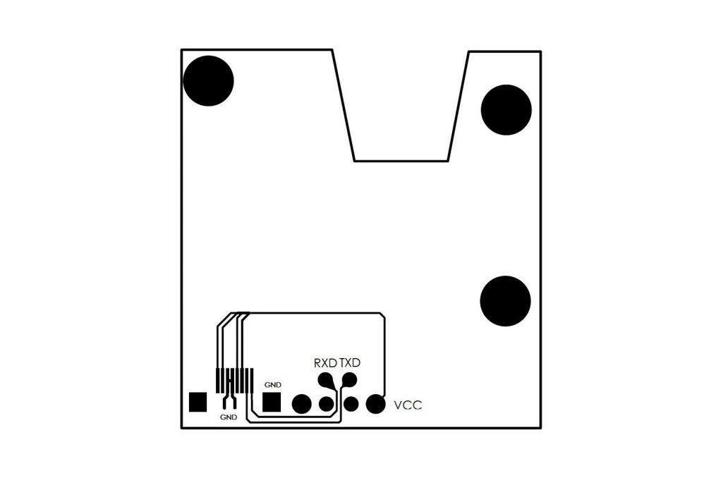 Laser Rangefinder Module V2  (20Hz/80M) 8