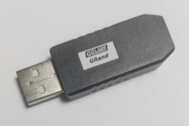 GRAND - 6Mbps USB True Random Number Generator