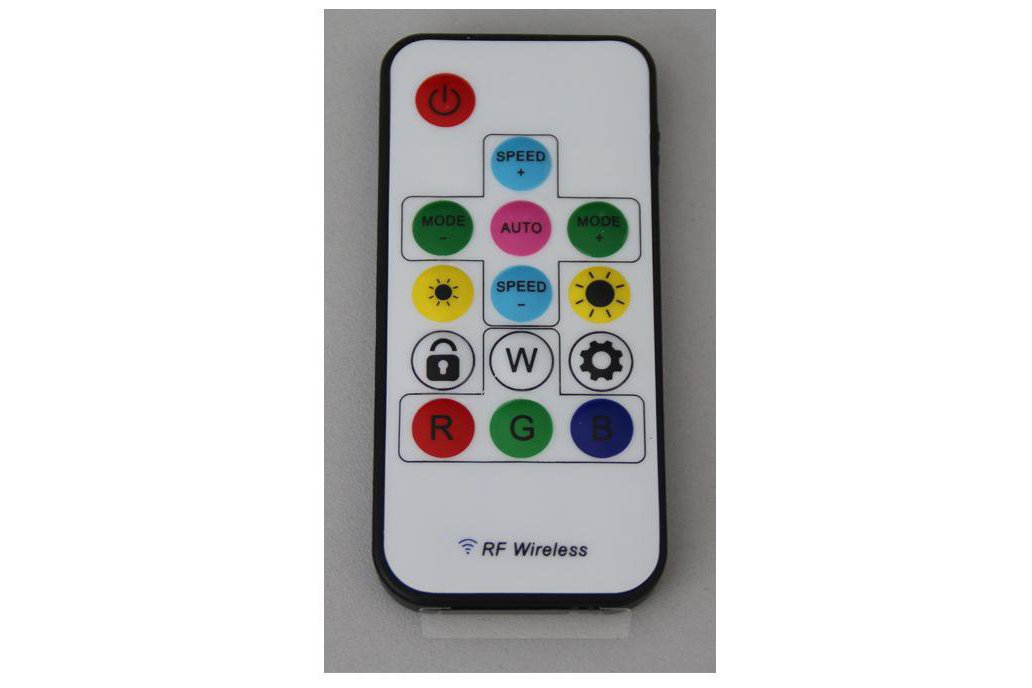 RF LED Controller for WS2811, WS2812 1