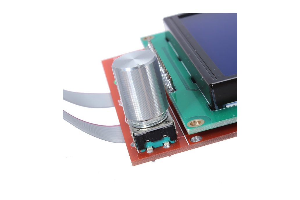 3D Printer RAMPS 1.4 LCD12864 Intelligent Controller LCD Control Board 3