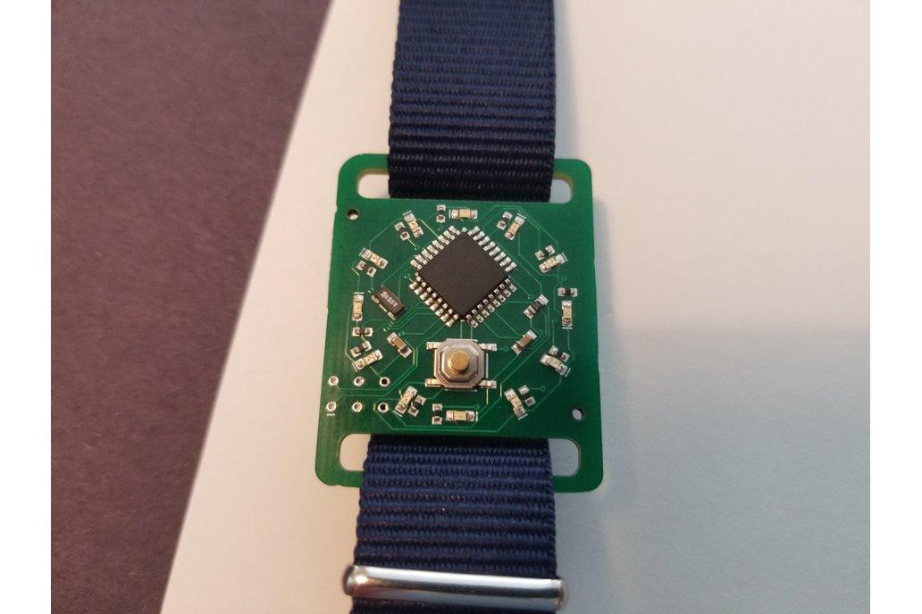 ArcWatch -Unique LED Timepiece 1