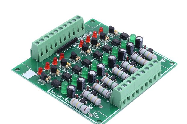 8-Channel Optocoupler Isolation Module_GY18546