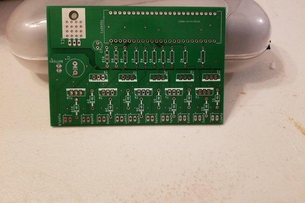 Teensy 3.5 Motor Control