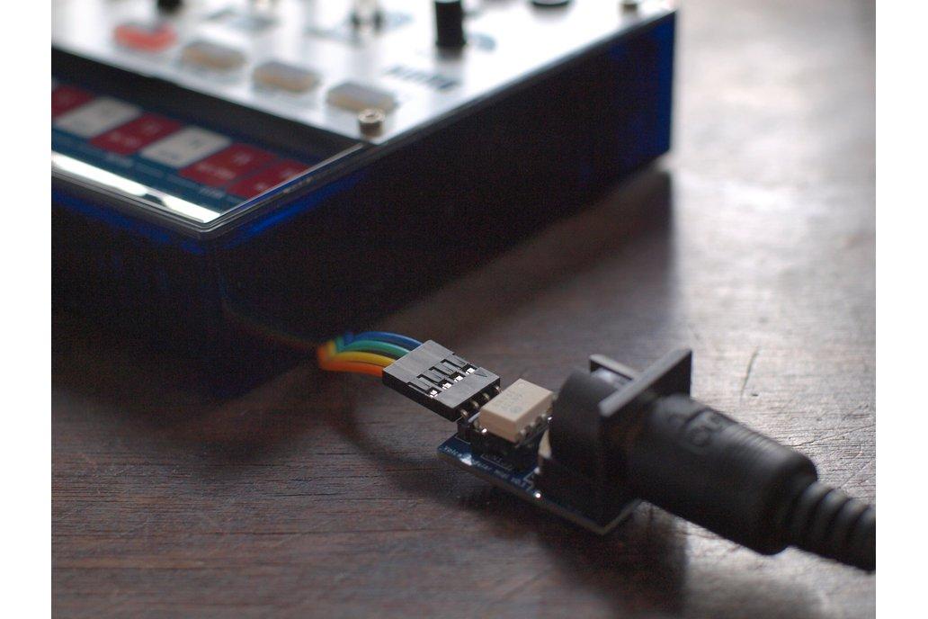 MIDI Input Mod for Volca Modular 1