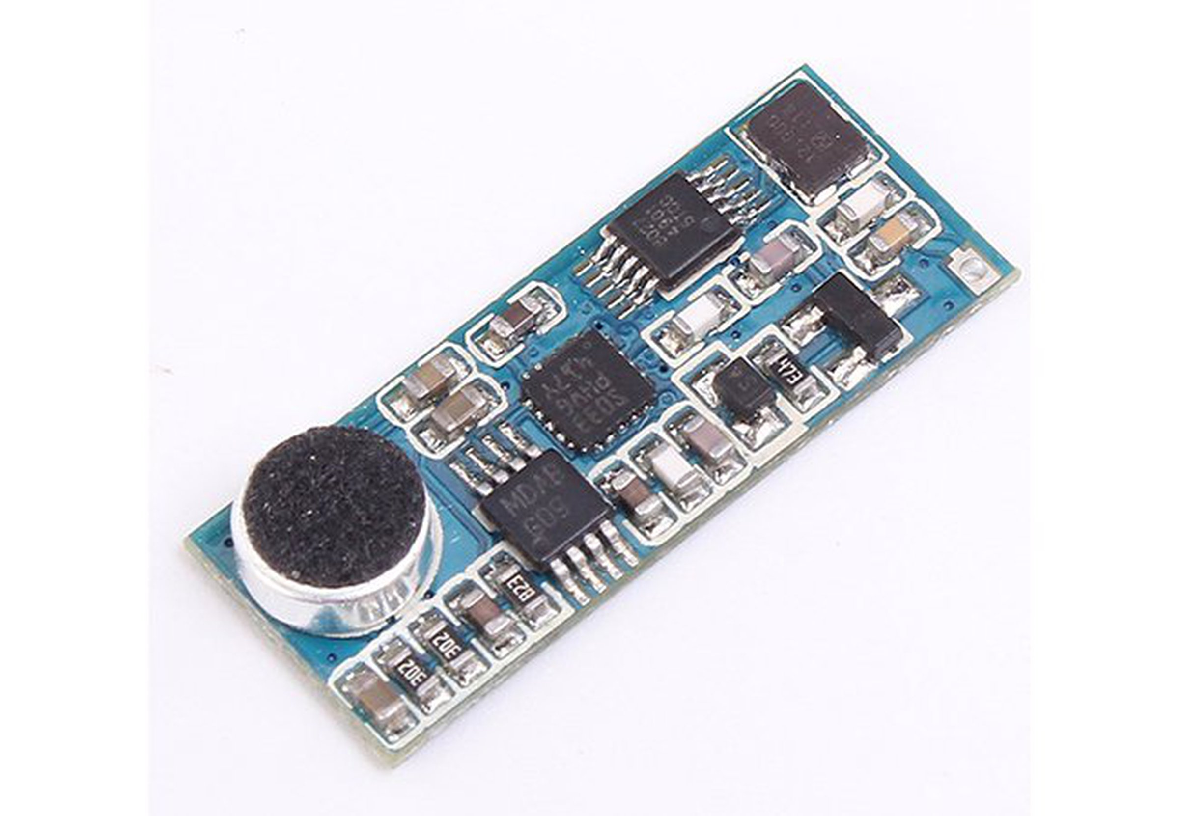 Mini Fm Wireless Microphone Transmitter10547 From Icstation On Tindie How To Build Opamp Vhf Transmitter 1