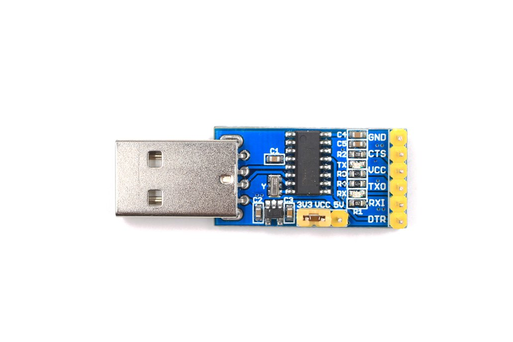CH340G USB to Serial Adapter for Arduino Pro Mini 7