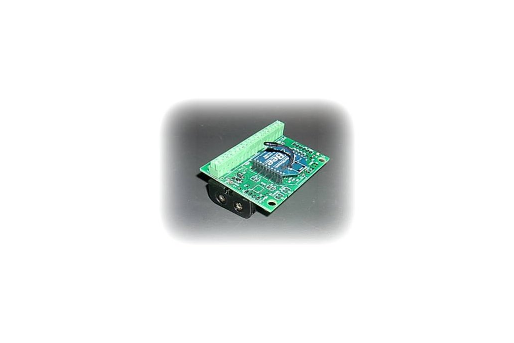 PICBEE2 - Easy Interface to the XBEE Zigbee module 2