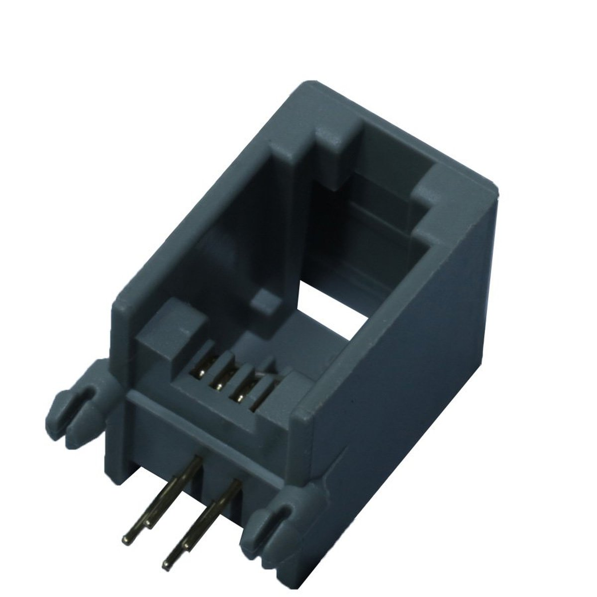 PULSE ELECTRONICS Jack 8P8C THT RJ45 Connector JD2-0010NL
