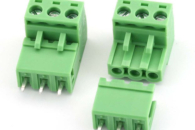 10PCS 2EDG5.08 Plug Type Terminal Connector