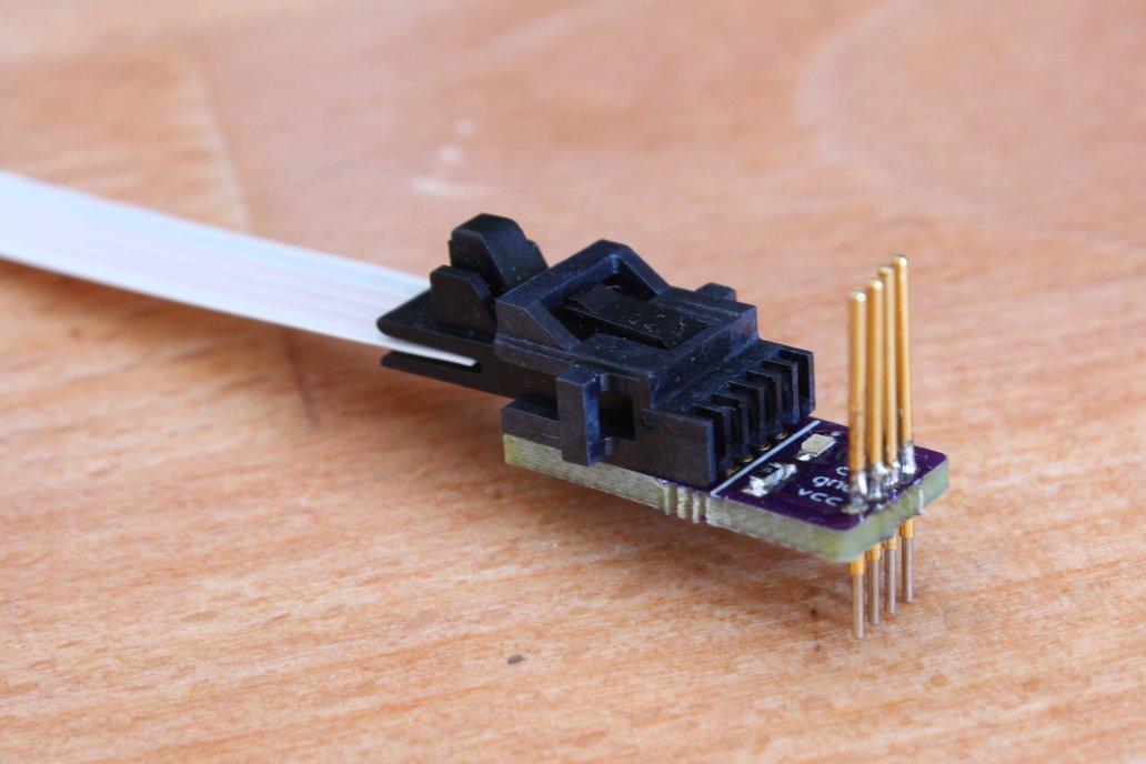 ProtoProg: SWD Pogo Adapter 1