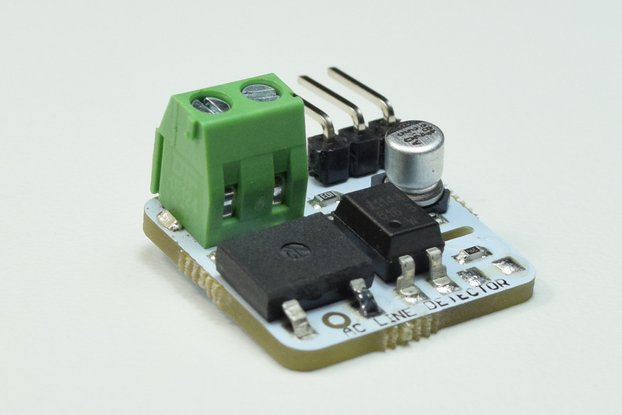 AC mains/ Zero Crossing Detector