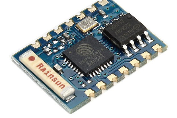 ESP-03 ESP8266 Serial Port Wi-Fi Module