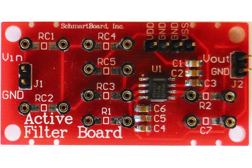 Schmartboard Active Filter 1