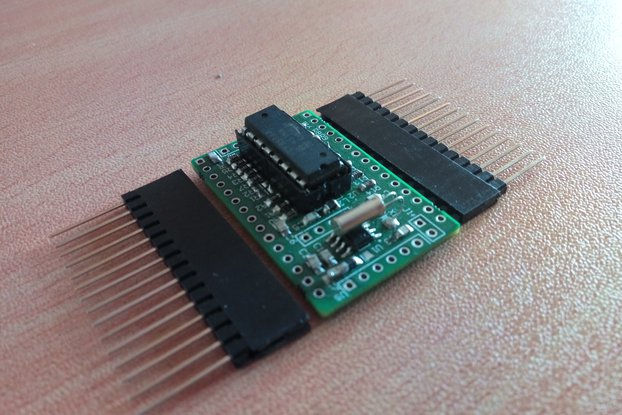 Node MCU (ESP8266 /ESP-12) I2C Expander Board
