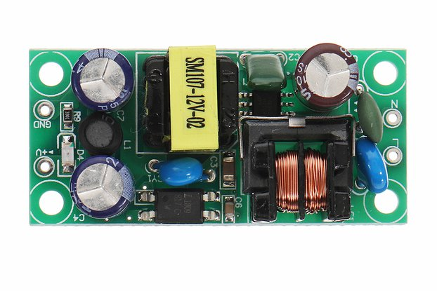 DC 9V 600mA Precision Switch Power Module Buck Mod