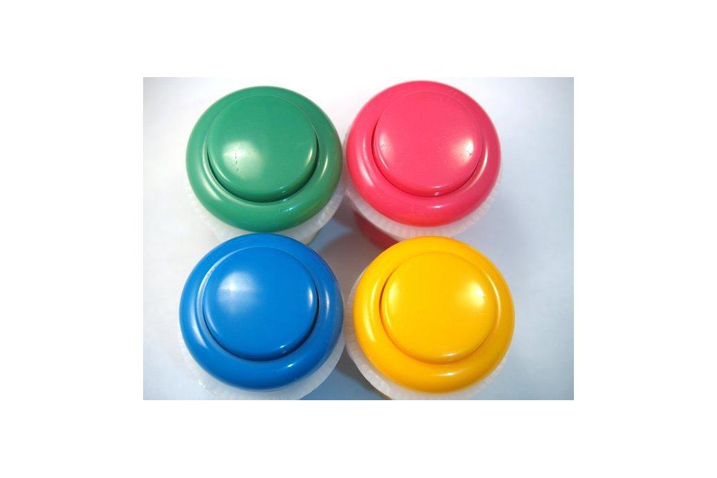 Candy Colour Arcade Buttons! 1
