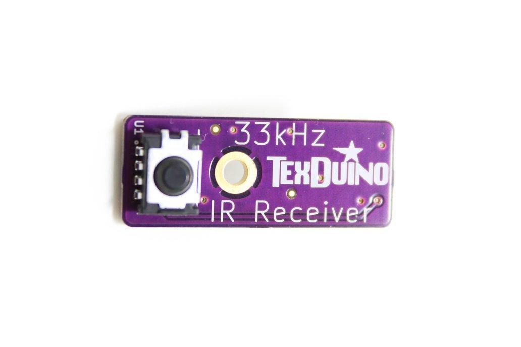 IR Receiver 33kHz 1