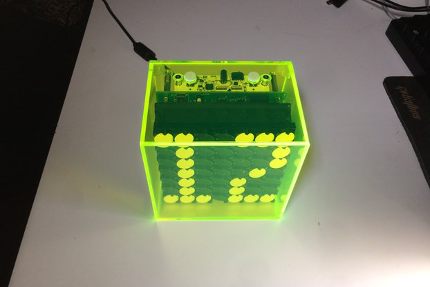 Prototype flip-clock