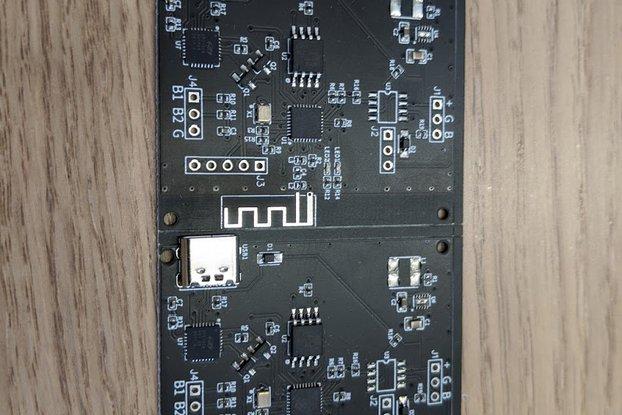 Smart Control w/ OLED for Ikea Bekant Desk
