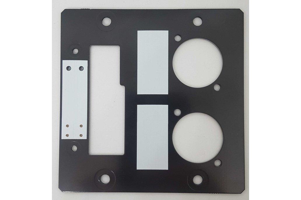 Pi Blade McAudioPiFace 1